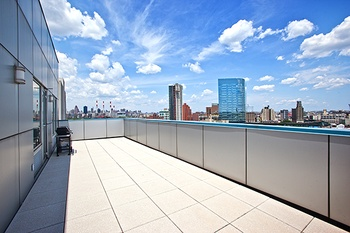 Sunny PH Corner Large One Bedroom With 450 SF Terrace And Free Storage In Long  Island City